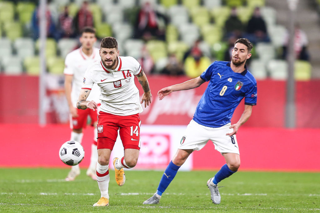 Poland v Italy - UEFA Nations League