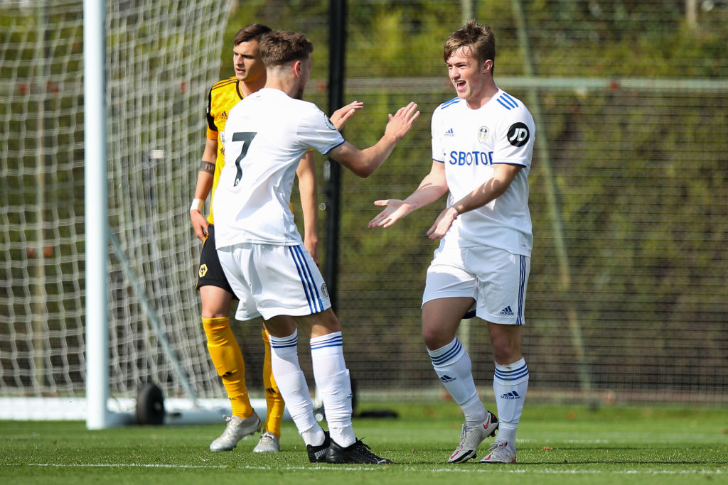 Leeds United U23 v Wolverhampton Wanderers U23 - Under 18s Premier League