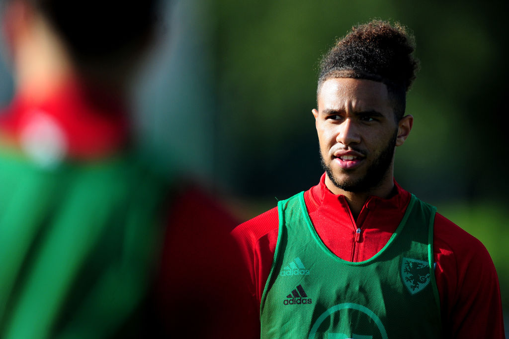 Wales Training Session