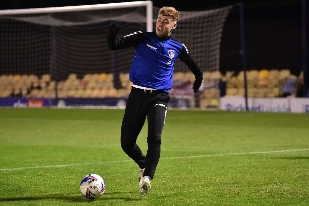 Southend United v Oldham Athletic - Sky Bet League 2